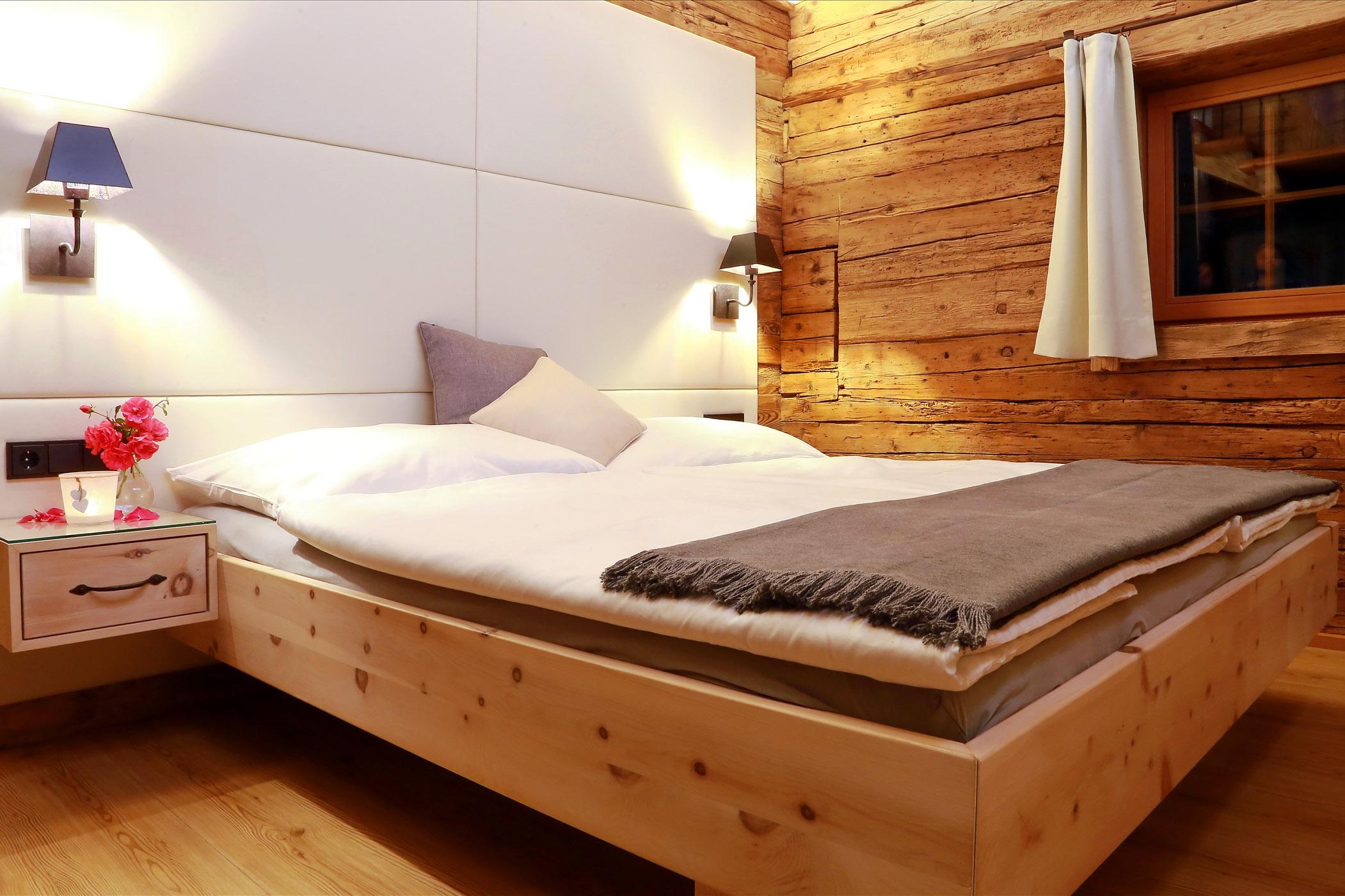 Pulvererhaus Schlafzimmer