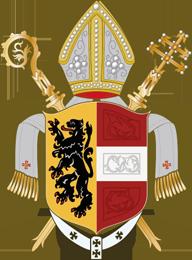 Wappen Erzbistum Salzburg